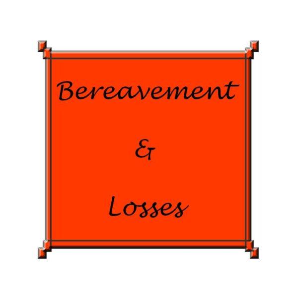 Bereavement & Losses workshop